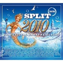 Split 2010 : 50. Festival Zabavne Glazbe - V.A.