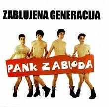 Zablujena Generacija - Pank Zabloda
