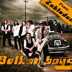 Balkan Boys - From Zabledam