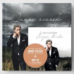 Jan Plestenjak - Janov Zvezek + Dvigni Krila