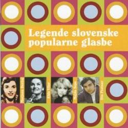 V/A (Različni Izvajalci) - Legende Slovenske Popularne Glasbe