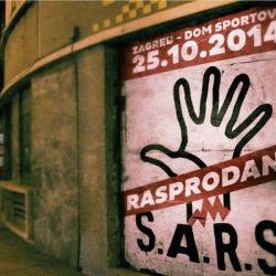 S.A.R.S. - Mir i Ljubav - Dom Sportova, Zagreb - 25.10.2014