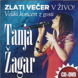 Tanja Žagar - Zlati Večer v Živo