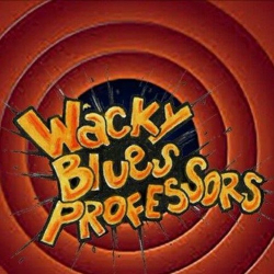 Wacky Blues Professors - Wacky Blues Professors