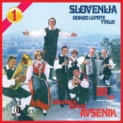 Ans. Bratov Avsenik - Slovenija Odkod Lepote Tvoje 1