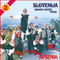 Ans. Bratov Avsenik - Slovenija Odkod Lepote Tvoje 2
