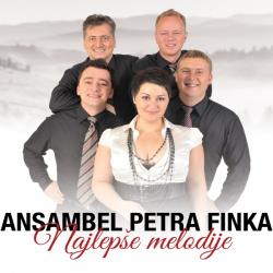 Ansambel Petra Finka - Najlepše Melodije
