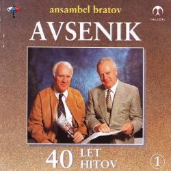 Ans. Bratov Avsenik - 40 Let Hitov 1