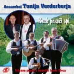 Ansambel Tonija Verderberja - Kruh Ponoči Spi