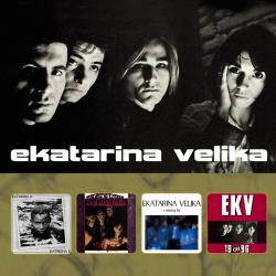 Ekaterina Velika - 1984-1987 (4LP on 2CDRs)