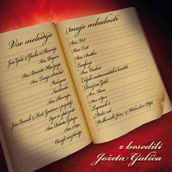 V/A (Različni Izvajalci) - Vse melodije Moje Mladosti (z besedili Jožeta Galiča)