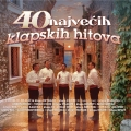 V/A (Različni Izvajalci) - 40 Najvećih Klapskih Hitova