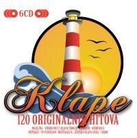 V/A (Različni Izvajalci) - Klape (120 Originalnih Hitova)