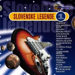 V/A (Različni izvajalci) - Slovenske Legende 1