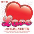 V/A (Različni Izvajalci) - Love - 120 Originalnih Hitova (6xCD)