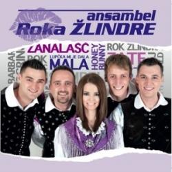 Ansambel Roka Žlindre - Lupčka Mi Je Dala, Mala