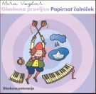 MIra Voglar - Papirnat Čolniček (Glasbena Pravljica)