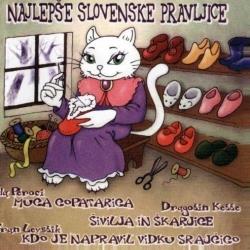 Ela Peroci/Dragotin Kette/Fran Levstik - Najlepše Slovenske Pravljice