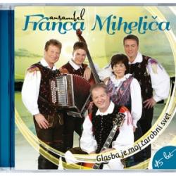 Ans.Franca Miheliča - Glasba Je Moj Čarobni Svet