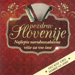 V.A. (Različni Izvajalci) - Pozdrav Slovenije