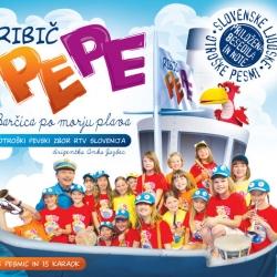 Ribič Pepe - Barčica po Morju Plava