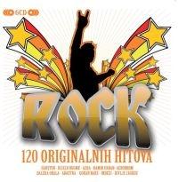 V/A (Različni Izvajalci) - Rock - 120 Originalnih Hitova (6xCD)