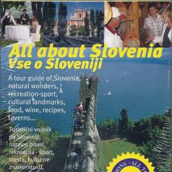 All About Slovenia (Vse o Sloveniji) - Slovenija + Gastronomija