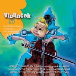 V/A (Različni Izvajalci) - Violinček 5