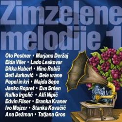 V/A Različni Izvajalci - Zimzelene Melodije 1