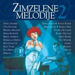 V/A Različni Izvajalci - Zimzelene Melodije 2