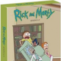 ANIMATION - RICK AND MORTY - S1-4
